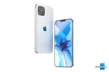 Apple iPhone 12 Pro concept render - Possible iPhone 12/Pro 5G and Apple Watch Series 6 pre-order and shipment dates leak