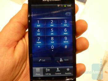 Sony Ericsson Xperia arc Hands-on