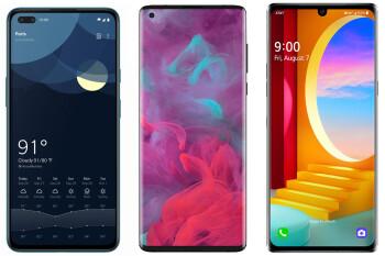 OnePlus Nord, Motorola Edge, LG Velvet - OnePlus Nord 5G vs Motorola Edge vs LG Velvet: Specs comparison
