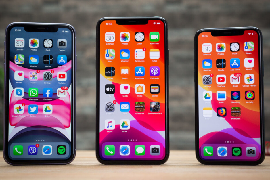 If you own an iPhone 11 series phone, odds are you're looking at a OLED panel made by Samsung - Here is what Apple is doing to reduce its reliance on Samsung