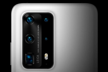 Huawei's current flagship model, the P40 Pro - Despite strength from Huawei, smartphone shipments are expected to decline 7.9% in China during Q3