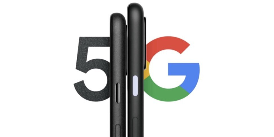 Google Pixel 5 (left) vs Pixel 4a (5G) (right) - Google Pixel 5G lineup: Pixel 5 officially coming this fall with $499 Pixel 4a (5G)