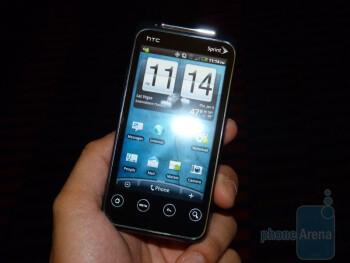 HTC EVO Shift 4G Hands-on