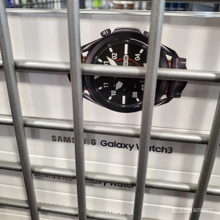 Target is reportedly already selling the Galaxy Watch 3, which was also spotted at a Best Buy