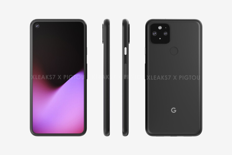 Google Pixel 5 CAD-based render - Here's when the Google Pixel 5 & Pixel 4a (5G) could be announced