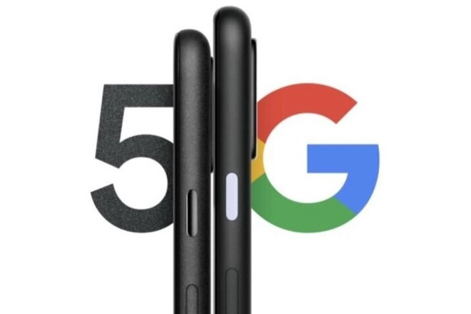 Google Pixel 5 (left), Pixel 4a 5G (right) - Google's Pixel 5a, Pixel 6, and first foldable Pixel may already be in the works