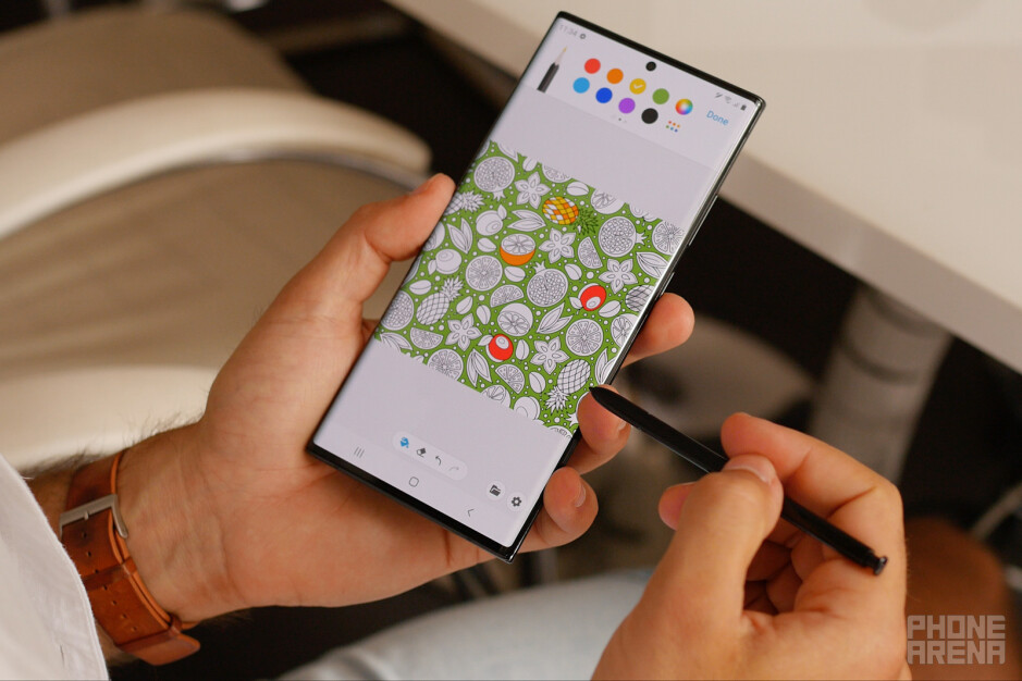 Galaxy Note 20 Ultra first impressions: practical luxury