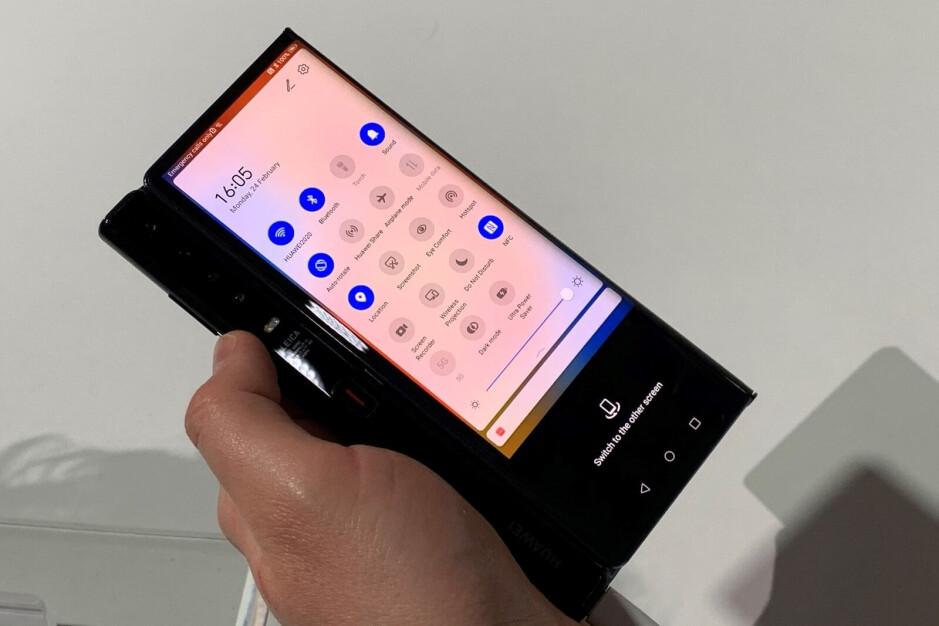 The Huawei Mate Xs - Big Huawei Mate X2 5G leak reveals key design details and specs