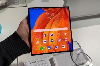 Huawei Mate Xs: la gran fuga de Huawei Mate X2 5G revela detalles y especificaciones clave de diseño