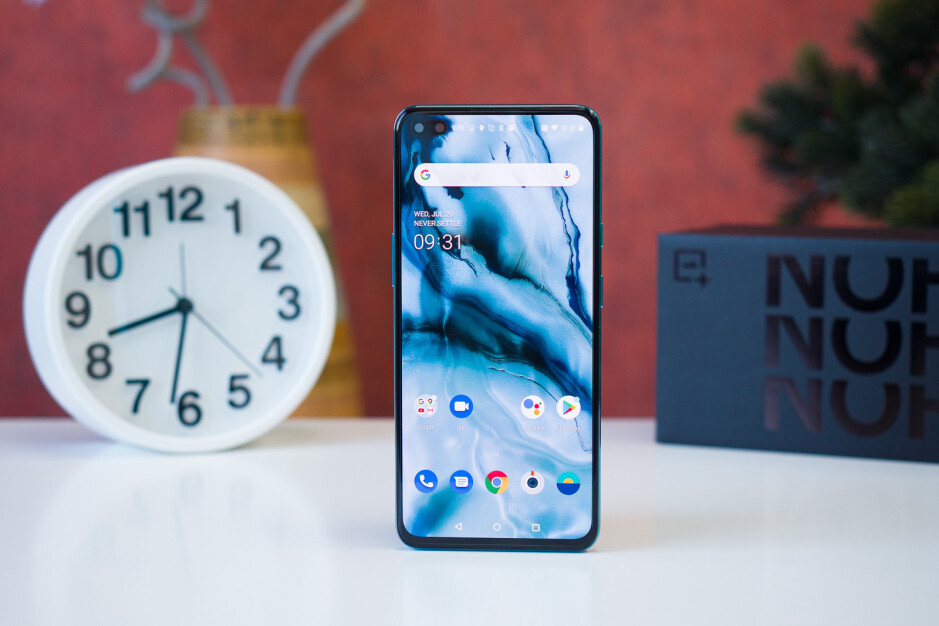 The 5G OnePlus Nord will soon be getting a new matte color