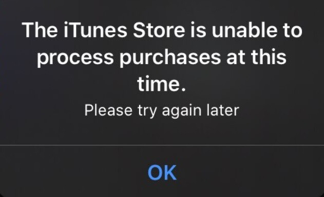 Some iPhone, iPad, and iPod users are seeing this message when they open an app - Have you seen this iTunes error message appear on your iPhone, iPad, or iPod touch?