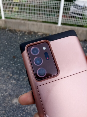 A user reported that the Galaxy Note 20's camera lenses got foggy - Samsung says the fog in the Galaxy Note 20's camera is normal, according to one user
