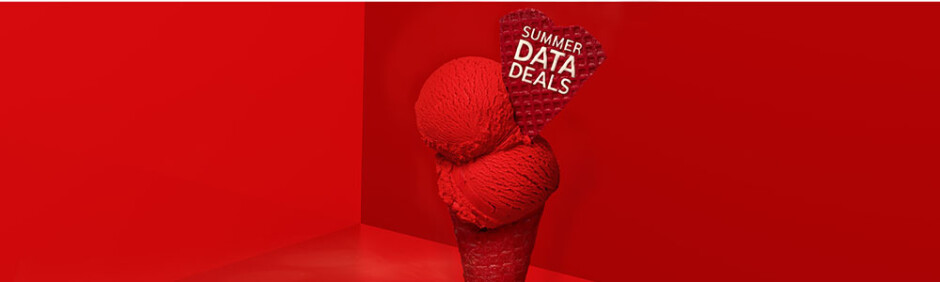 Vodafone September deal: get 5x data with Vodafone Red, enjoy unlimited entertainment
