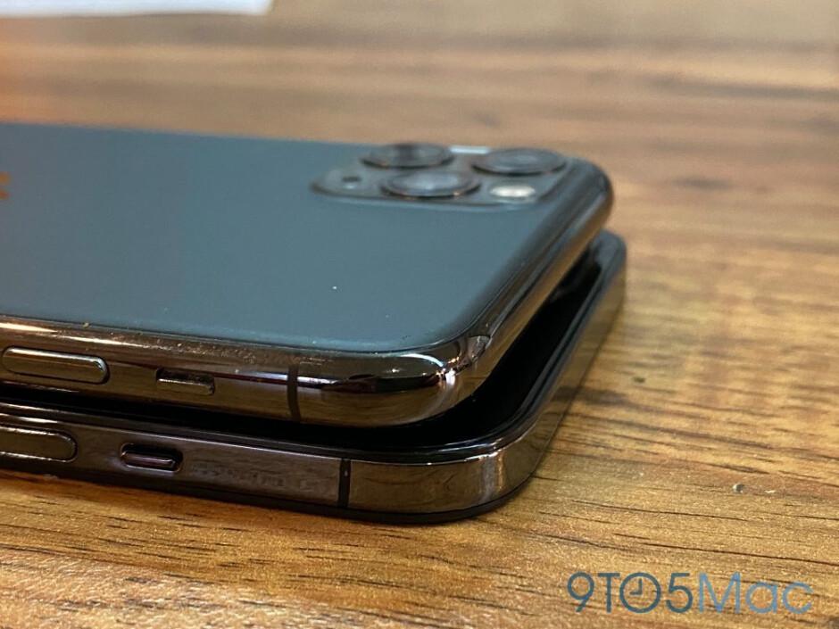 Mockup of 2020 Apple iPhone 12 series - Latest mockups of 5G Apple iPhone 12 line surface