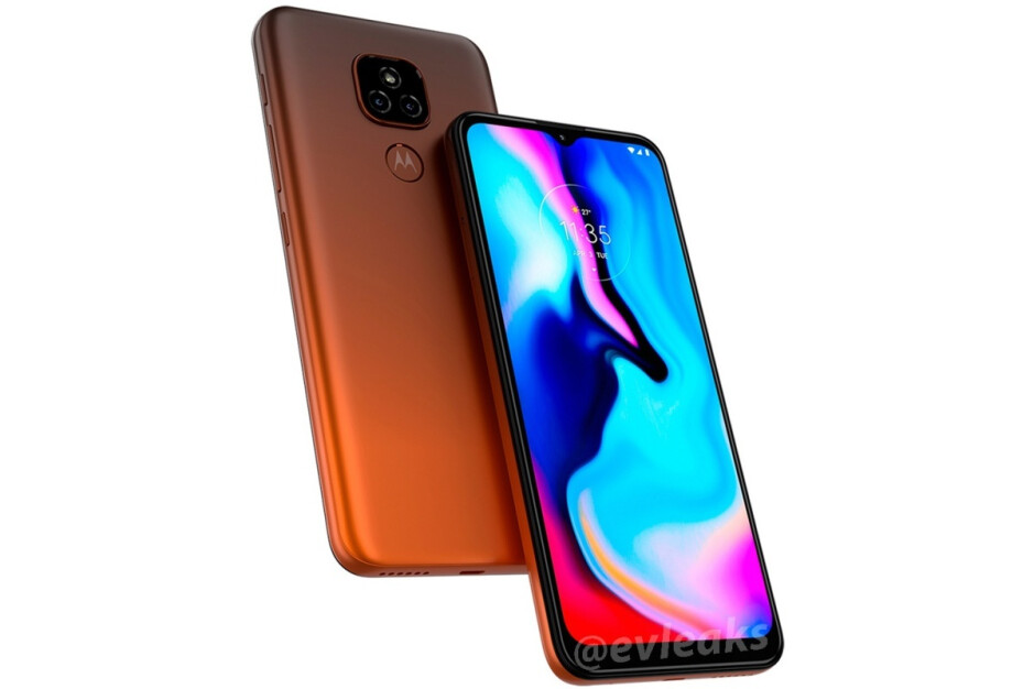 Quad camera Moto G9 Plus and big-battery Moto E7 Plus leak out in high-quality renders