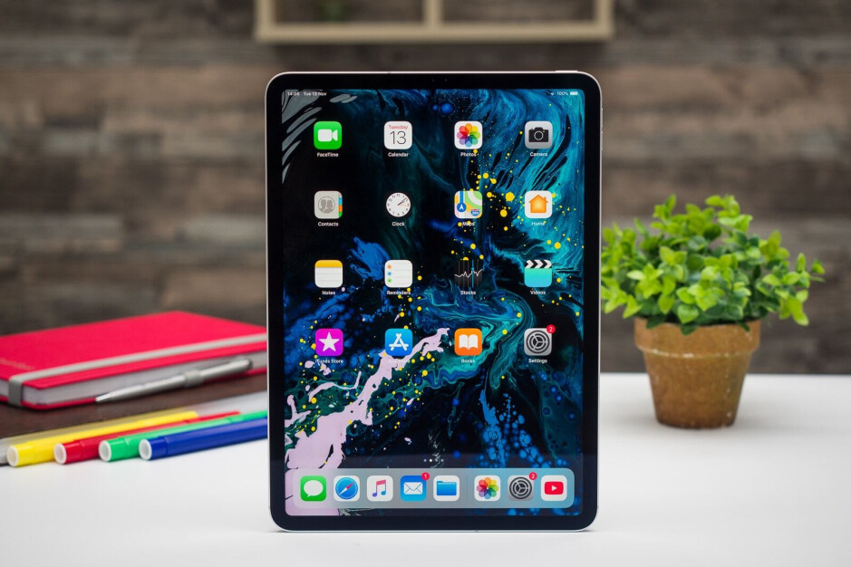 The 2018 iPad Pro - Apple's 5G iPad Pro may arrive in October ahead of iPad Air 4 in March 2021