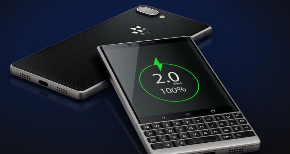 BlackBerry has been generous with its battery capacities although including more power can never hurt - If BlackBerry looks at its past, it can succeed with its 5G phone