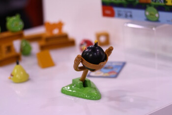 The Angry Birds are now the stars of an upcoming board game by Mattel