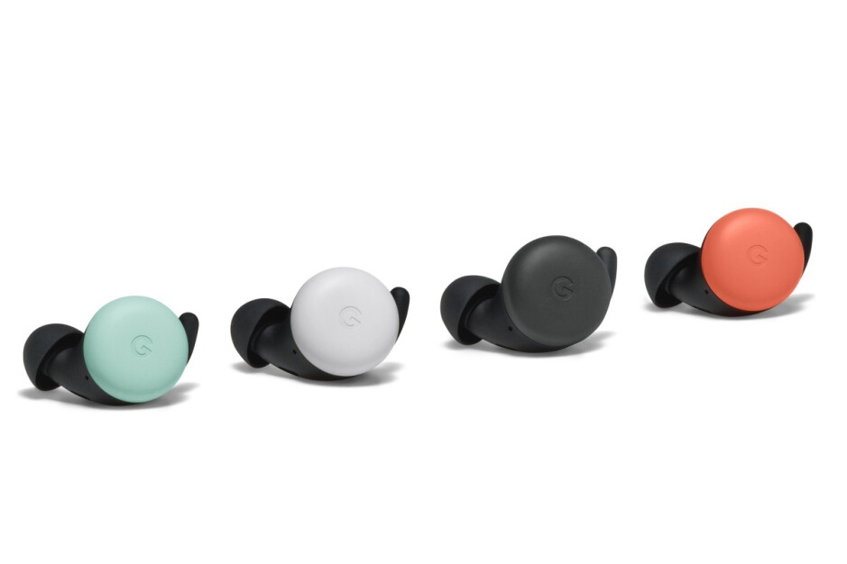 Google's hot new Pixel Buds get a hefty update with Bluetooth fixes and a bunch of cool features