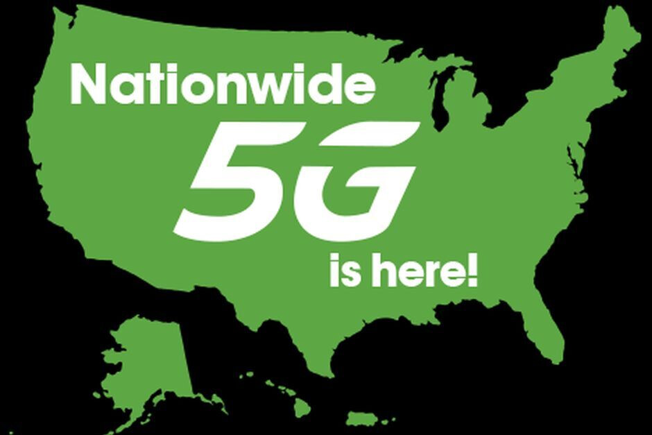 Yet another US carrier launches a 'nationwide' 5G network