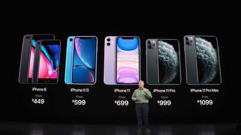 Last year's lineup - This is what the 2020 iPhone lineup could look like after iPhone 12 debut