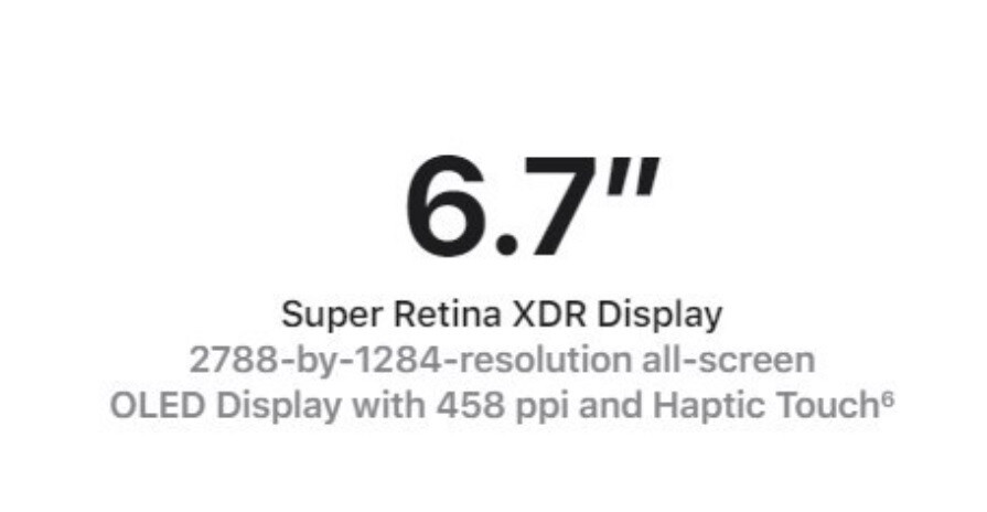 The iPhone 12 Pro Max screen might have 458 pixels per inch - First live shot of 5G Apple iPhone 12 Pro Max shows Apple testing 120Hz refresh rate (VIDEO)