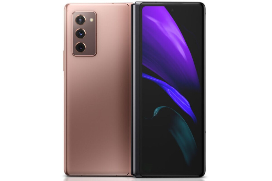 Galaxy Z Fold 2 5G - Forget about the Galaxy Z Fold 2 5G and get ready for Samsung's next three foldable phones
