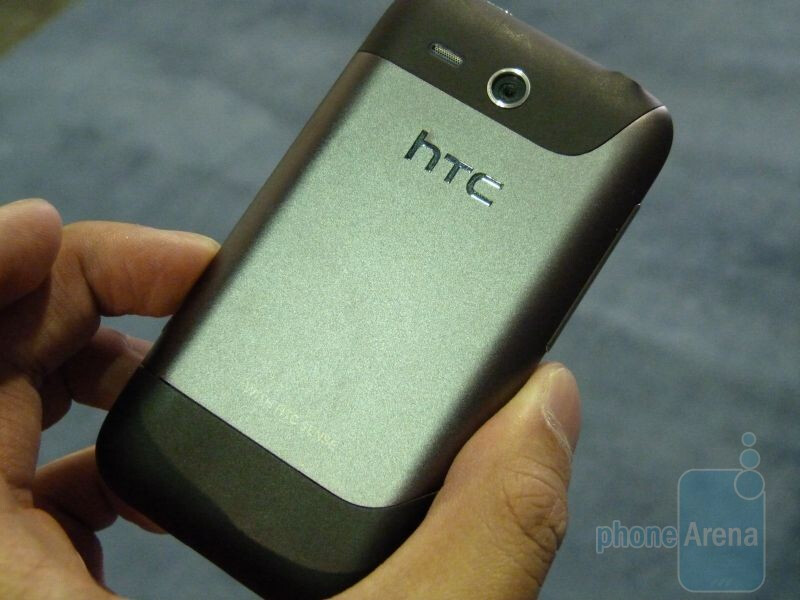 HTC Freestyle Hands-on