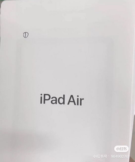 The fourth-generation iPad Air could be unveiled alongside the 5G iPhone 12 series - Leaked illustrations could show off the design of the next Apple iPad Air