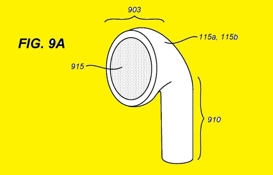 Apple files a patent for tech that allows an AirPods user to control the accessory's settings using touch sensors - AirPods shipments to rise in 2020 even as market share declines