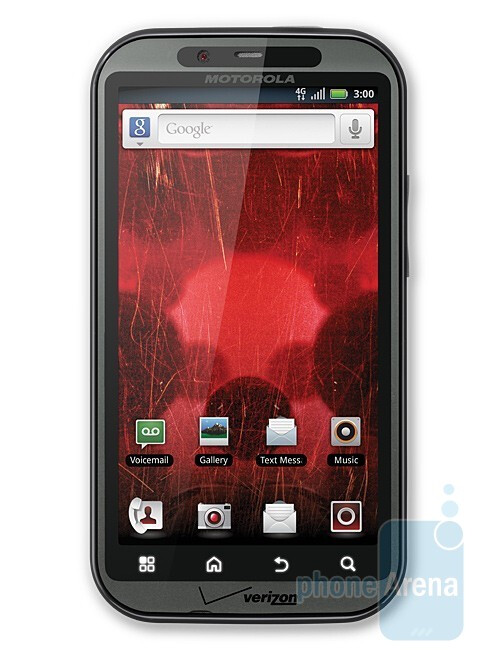 Motorola DROID BIONIC - Best phones of CES 2011: Editor's Pick