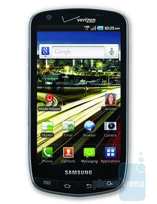 Samsung 4G LTE smartphone - Best phones of CES 2011: Editor's Pick