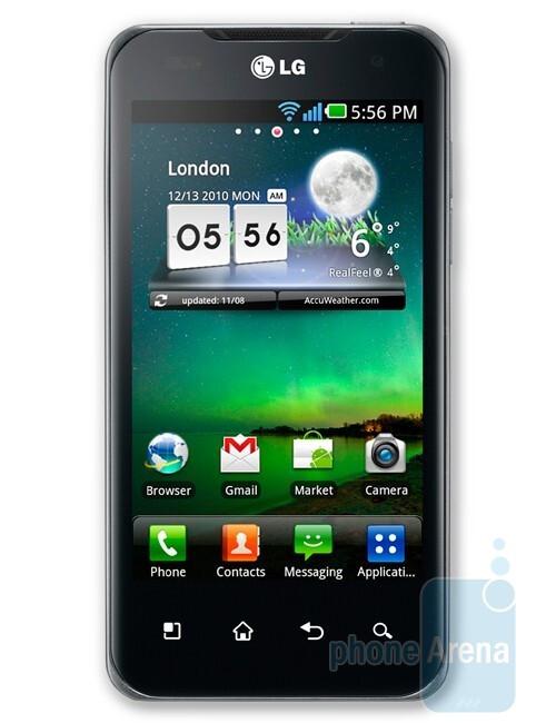LG Optimus 2X - Best phones of CES 2011: Editor's Pick
