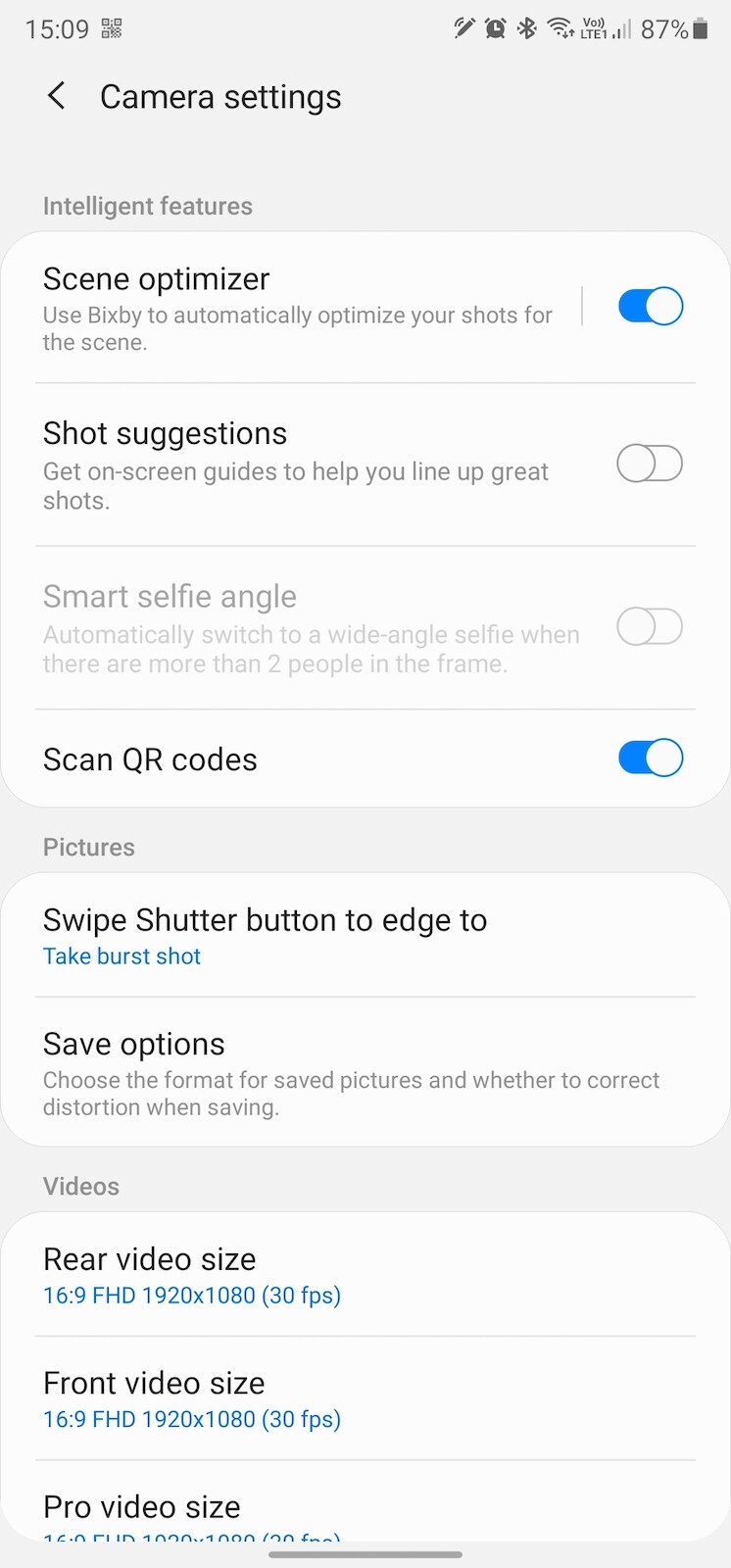 How to scan QR code with Samsung Galaxy Note 20 and Note 20 Ultra