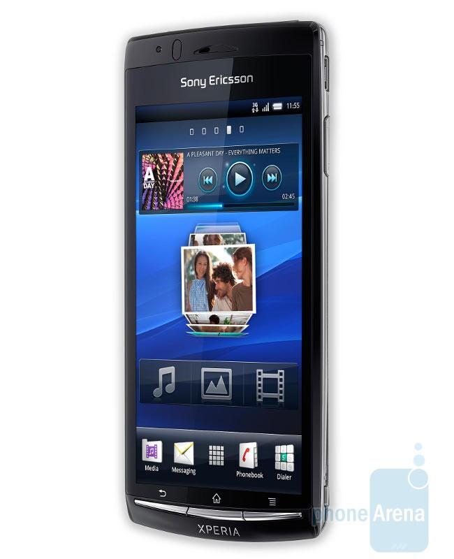Sony Ericsson Xperia Arc - Best phones of CES 2011: Editor's Pick
