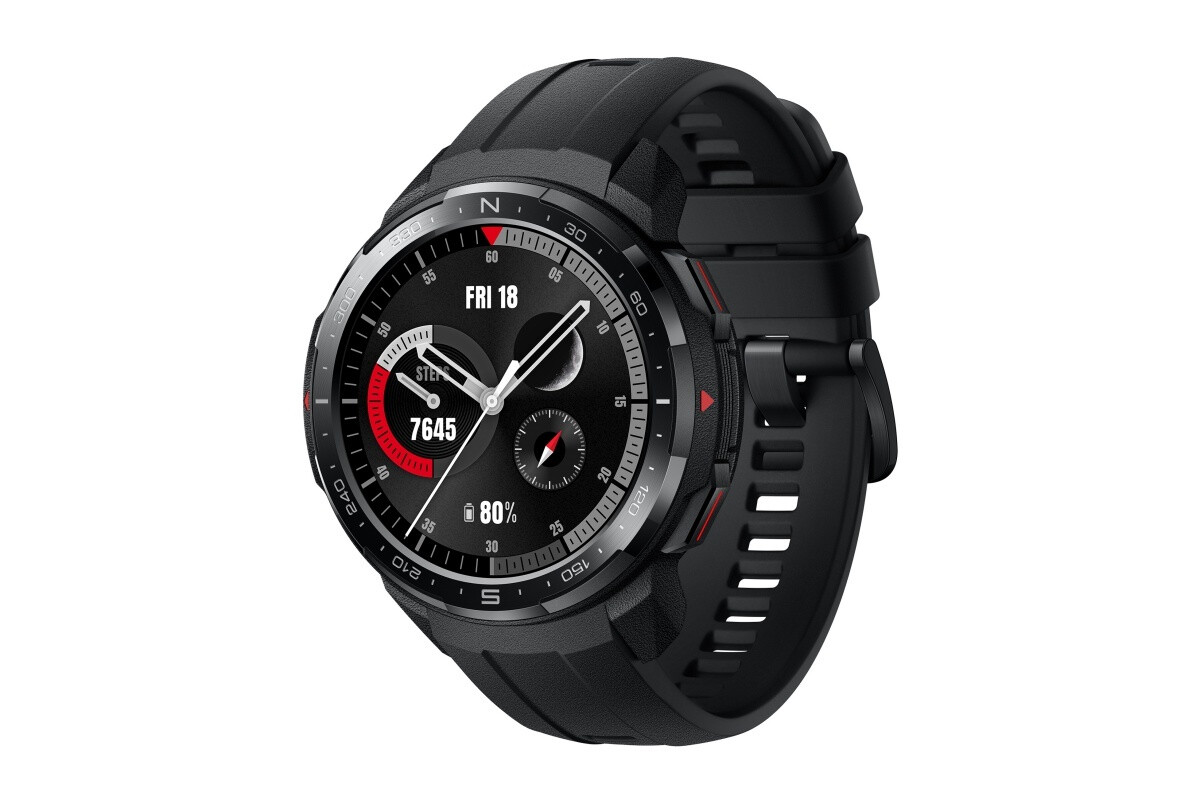 Honor Watch GS Pro - Honor unveils two new smartwatches with amazing battery life and great prices