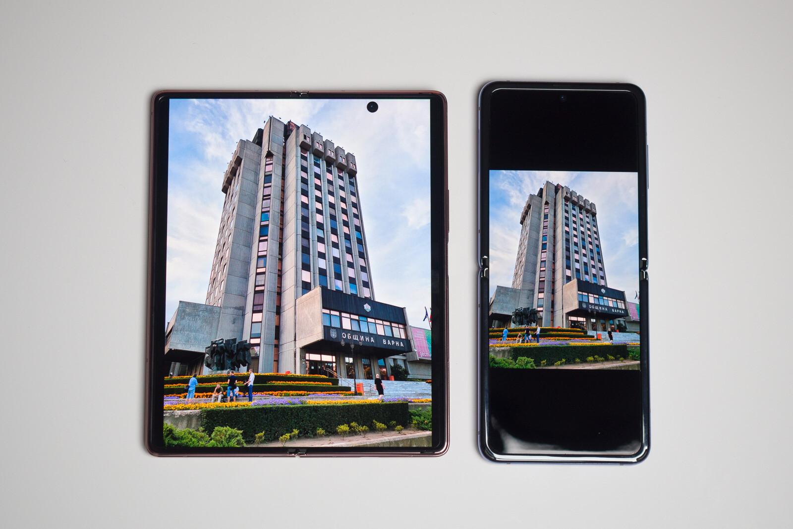 Samsung Galaxy Z Fold 2 vs Samsung Galaxy Z Flip: a battle of Samsung foldables
