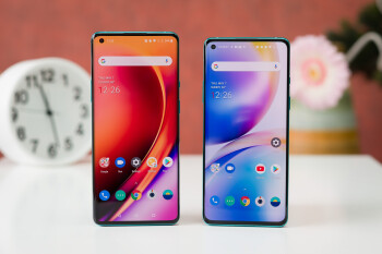 The OnePlus 8 and OnePlus 8 Pro - The OnePlus 8T 5G won't be receiving a Pro-branded version