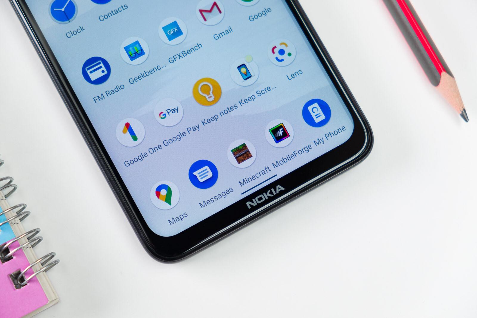 Nokia 3 4 Parece Impressionante Como Pode O Barato Ser Tao Bonito Androidgeek