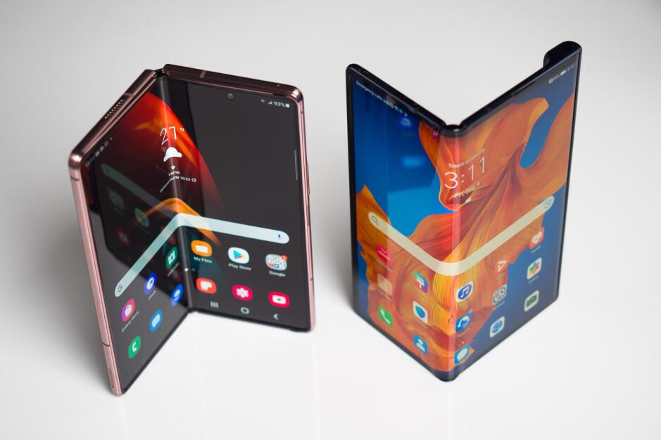 Samsung Galaxy Z Fold 2 vs Huawei Mate Xs - Samsung Galaxy Z Fold 2 vs Huawei Mate Xs: Which is the superior 5G foldable phone?