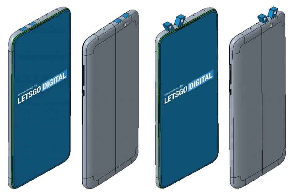 Check this crazy Xiaomi smartphone patent with dual pop-up cameras