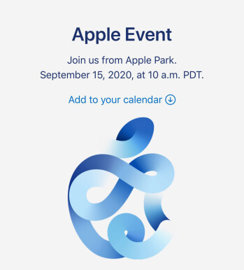 Apple iPad Air 4 and Watch 6 2020 event invitation - The Apple Watch 6 and iPad Air 4 (but not iPhone 12 5G) September event is official, here's how to watch it