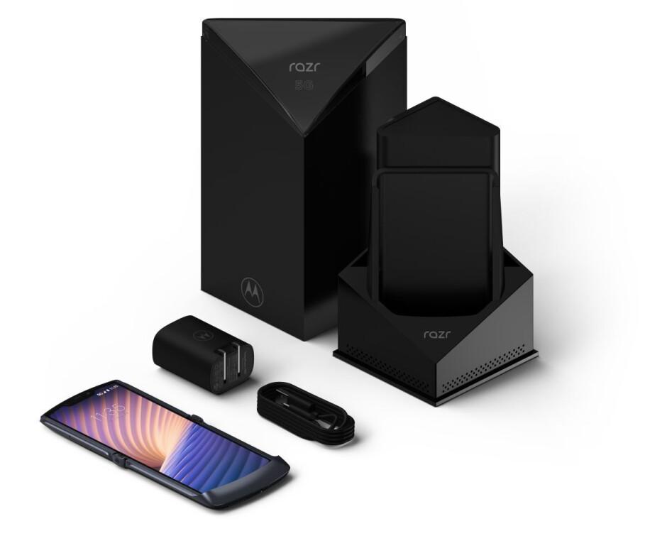 Motorola Razr 5G: The price of the fold