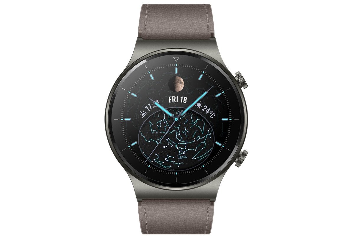 Huawei's new flagship smartwatch is a delight