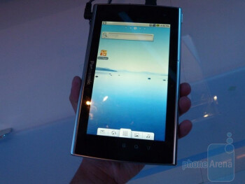Panasonic VIERA Tablets Hands-on