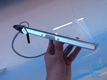 Panasonic VIERA Tablets Hands-on