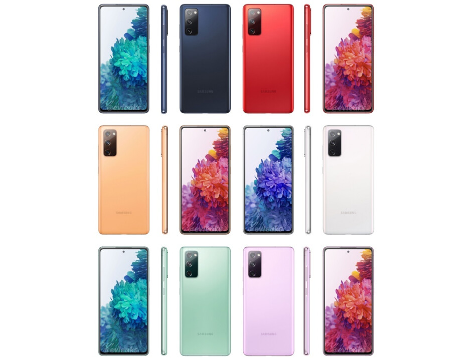 Verizon inadvertently confirms it will soon carry four Samsung Galaxy S20 FE 5G models