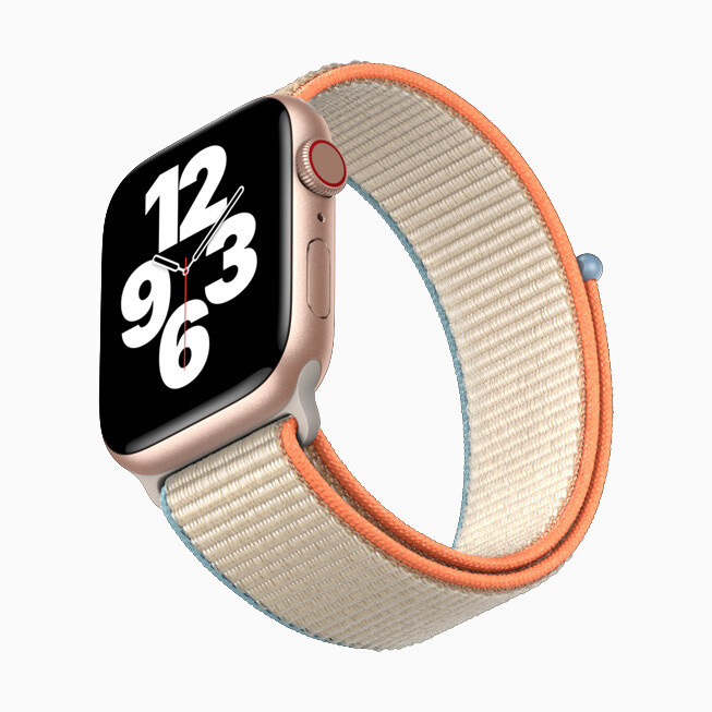Is the Apple Watch SE waterproof?