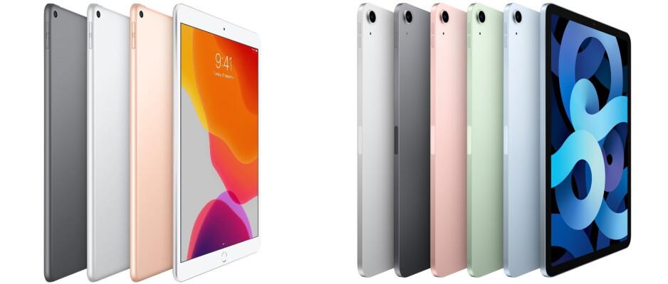 iPad Air 3 design and colors (left) vs. iPad Air 4 (right) - Apple iPad Air 4 vs iPad Air 3: Should you upgrade?