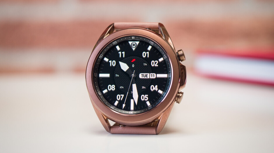 Samsung Galaxy Watch 3 - Apple Watch Series 6 vs Samsung Galaxy Watch 3: clash of the flagship smartwatches